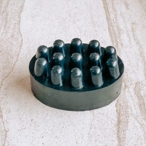 Charcoal & Peppermint Massage Bar
