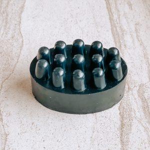 Charcoal & Peppermint Massage Bar