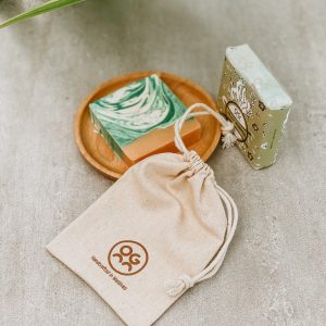Soap Bag  (sold as one bag per soap only)